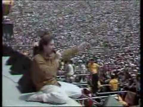 "SIMPLE MINDS - ""Don't You"" - Live Aid 1985"