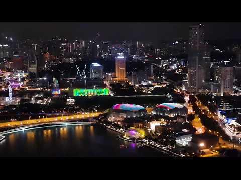 Singapore Timelapse