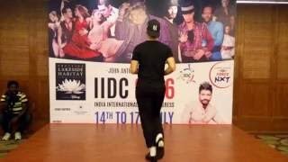 Eddie Torres Jr Mambo Workshop (Progressive 3) @ IIDC 2016