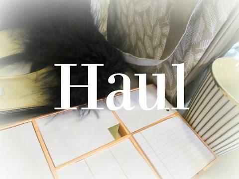 Mini Haul: Homegoods, Barns and noble, Windsor