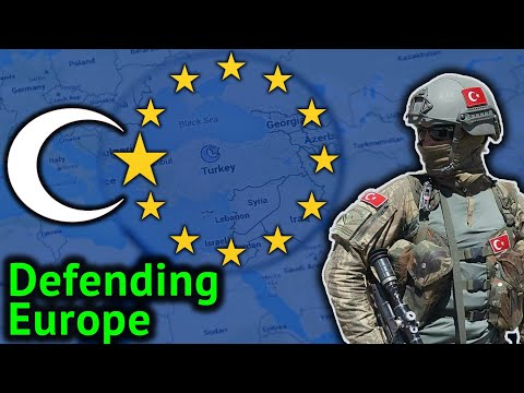 Turkey wants to join the European Army