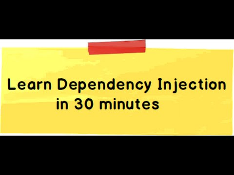 Dependency Injection using Microsoft Unity Application block ( DI IOC) - 30 minutes training