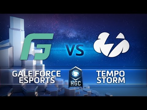 HGC NA – Phase 1 Week 10 - Tempo Storm vs. Gale Force Esports - Game 3