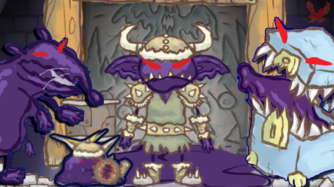 Draw A Stickman Epic 2 Drawn Below All Monster Fights