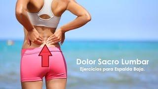 Baja en coxis presión el espalda de dolor