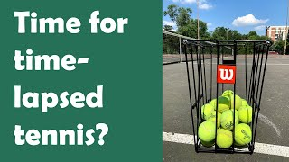 Timelapse Tennis