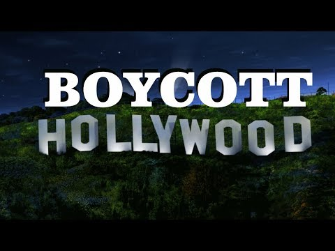 Hollywood is a Prostitution Ring, Boycott Legacy Media