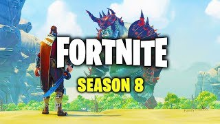 SEASON 8 TRAILER - Fortnite