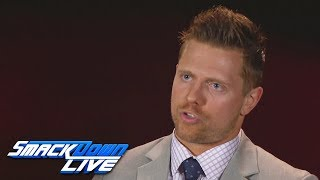 "Relive The Miz's ""Talking Smack"" tirade on Daniel Bryan: SmackDown LIVE, Aug. 14, 2018"