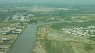 Ан124 100 посадка Мары Туркменистан