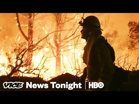 The Town Devastated By The Deadliest Wildfire In Californias History (HBO)
