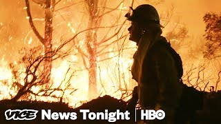 Inside The Town Devastated By The Deadliest Wildfire In California's History (HBO)