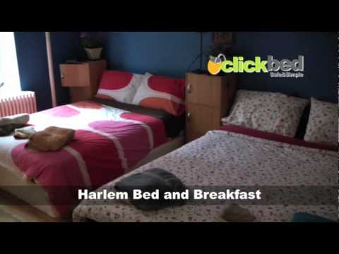 Clickbed.com - Harlem Bed and Breakfast - New York