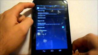 Video Google Nexus 7 rom AOKP review and setting it up download MP3, 3GP, MP4, WEBM, AVI, FLV November 2017