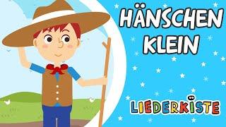 Gambar cover Hänschen klein - Kinderlieder zum Mitsingen   Liederkiste