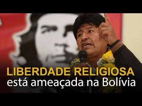 Liberdade religiosa está ameaçada na Bolívia