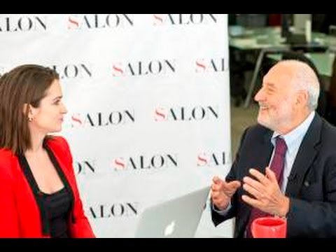 Salon Talks: Economist Joseph Stiglitz on the future of the Euro and U.S. defense spending