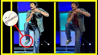 Mario Lopez's Stunning Magic Tricks finally REVEALED