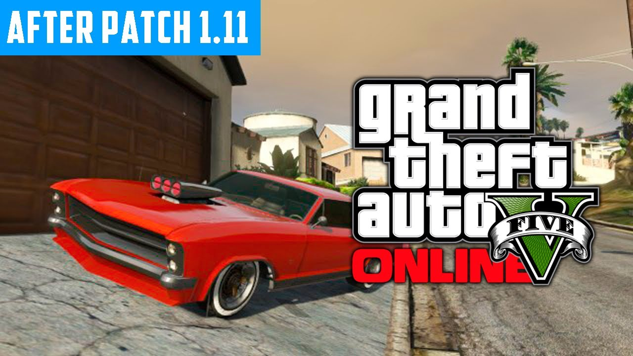 GTA 5 Online: Get ANY Single Player Car In Multiplayer