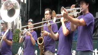 Fat Tuesday Brass Band - Hamster Dance