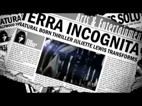 """Juliette Lewis - """"Terra Incognita"""" The End Records"""