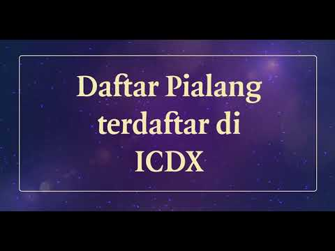 Indonesia Commodity & Derivatives Exchange (ICDX) Award of The Month July 2017