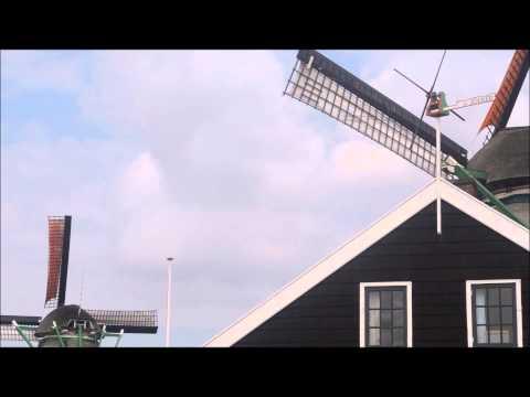 Zaanse Schans Dutch Industrial Mills A Tourist Guide Holland Tour