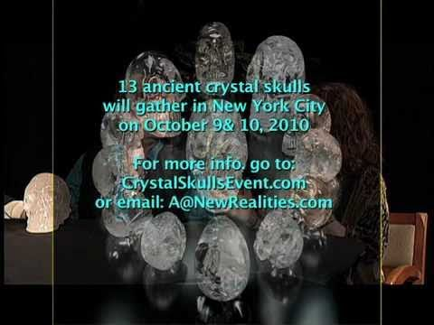 The Magic of the Crystal Skulls part 3