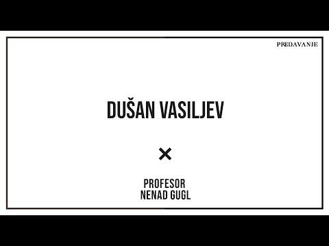 Dusan Vasiljev, Covek Peva Posle Rata