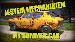 JEDNA Z LEPSZYCH GIER OSTATNICH LAT - MY SUMMER CAR