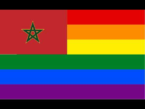 LGBT Ensign of Morocco