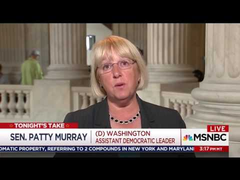 Democratic Sen.Patty Murray Refuses To Name A Leader Of Their Party