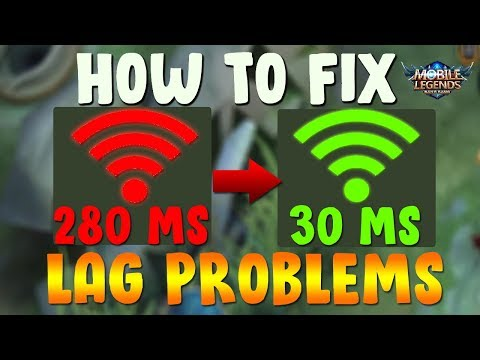 HOW TO FIX LAG PROBLEM IN MOBILE LEGENDS *TIPS AND TRICKS* (2020)