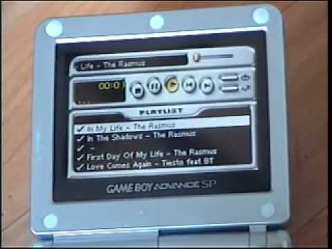 gba advanced music player.