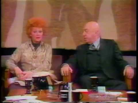 KUP'S SHOW - Lucille Ball, Otto Preminger, David Mamet, & Elizabeth Ashley (1977)