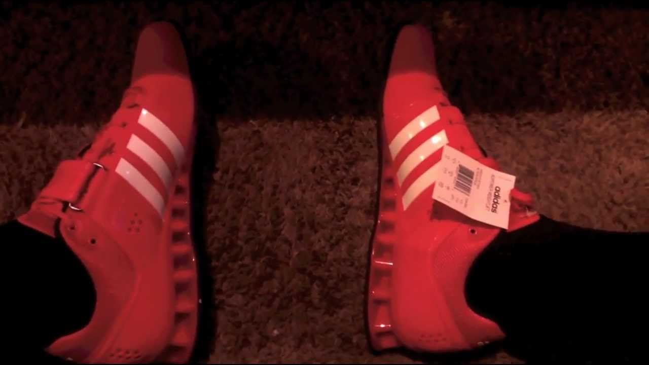 Adidas Adipower Unboxing and Sizing - YouTube 95d3314cf