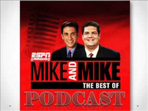 "Best of Mike and Mike ""Much Needed Break?"" Podcast July 13,2015"