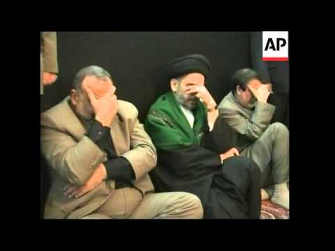 Shiite leaders comment on election results