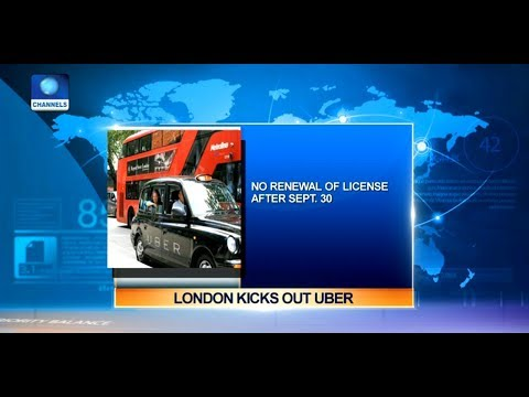 Uber Loses Licence To Operate In London |Business Incorporated|