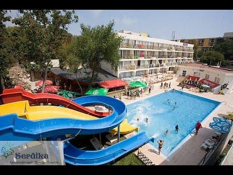 Отель Сердика 3 *** Золотые Пески, Болгария, Июнь 2015