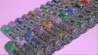 파워레인저 다이노포스 미국판 다이노셀 장난감 power rangers dino charge battery toys