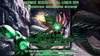 Maximize Bestiality - Album 2014 Promo Track - Sodomistic Female Degradation