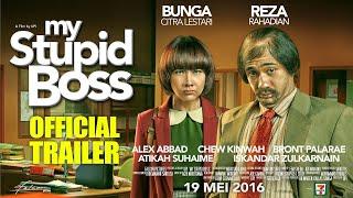 Video My Stupid Boss - Official Trailer download MP3, 3GP, MP4, WEBM, AVI, FLV Oktober 2019