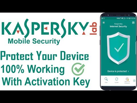 Kaspersky Mobile Antivirus With Activation Code Download ✔ Lifetime