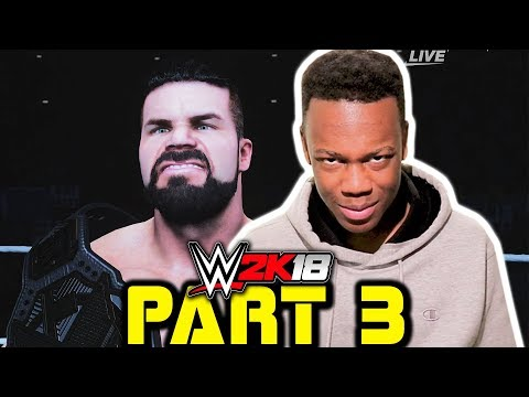 WWE 2K18 MyCareer Part 3 - NXT Championship Match!
