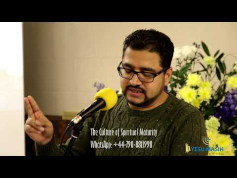 Acts 6: The Heavenly Culture of Spiritual Maturity by TG Khan