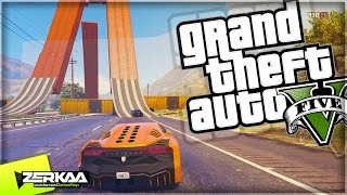 4 WAY MADNESS | GTA 5 Funny Moments | E573 (GTA 5 PS4)