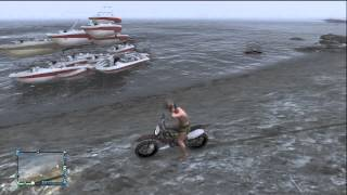 GTA 5   Boats, Jet Skis, Helicopters and more