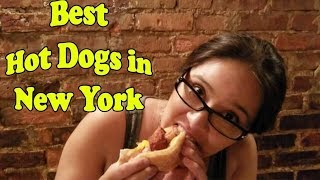 Best Hot Dogs In New York | Crif Dogs | The Mamuchos
