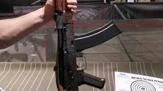 AK 74 E&L במטווח פורטל